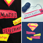Camiseta superabuela DIY